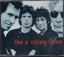 ROLLING STONES Like A Rolling Stone 4 TRACK UK CD SINGLE
