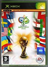Xbox 2006 Fifa World Cup, Brand New Microsoft Factory Sealed