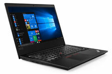Lenovo ThinkPad E480 14 Zoll (1TB + 256 GB, Intel Core i5 8. Gen, 3400 MHz, 8192 MB) Notebook/Laptop - Schwarz - 20KN002VGE
