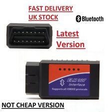 ELM327 Bluetooth OBD 2 CAN Scan Tool Android OBD Reader Scanner Diagnostic