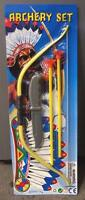 NEW BOW AND ARROW 14 INCH ARCHERY SET boys sports play hunting shooter toys