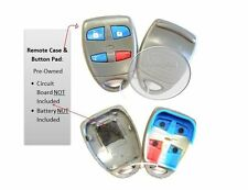 Case shell for EZSDEI76 476A Automate keyless remote clicker alarm control fob