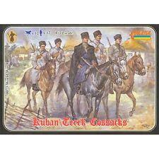 Strelets.R 0073 WWI Kuban Cossacks 1/72 scale plastic model figures