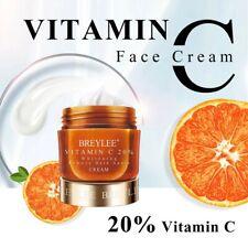 Crema viso vitamina C 20% sbiancante trattamento anti macchie e imperfezioni