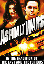 Asphalt Wars (DVD, 2006) RARE BRAND NEW ROGER CORMAN FAST AND FURIOUS STYLE FILM