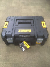 DeWALT DWST1-70703 TStak Empty Plastic Case c/w 996 DRILL Inlay