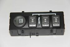 Brand New 4WD Power Window Switch for Chevrolet and GMC OEM # 15709327
