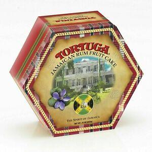 Tortuga Family Size Jamaica Fruit Rum Cake 23oz