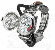 Alchemy England - Steampunk Watch, EER Steam-Powered Entropy Calibrator, Quartz