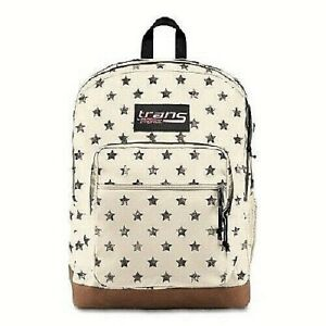 Trans by JanSport 17 Super Cool Backpack - Distressed Stars