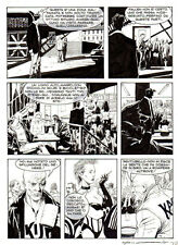 """CORRADO ROI  - Dylan Dog n.193 """"L'eterna illusione """" p. 78"""