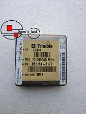 1 Trimble 72344 10mhz 5v 5151mm Sine Wave Ocxo Crystal Oscillator