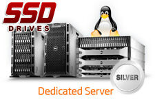 Dedicated Server - Linux SSD Disk 110GB