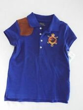 Ralph Lauren Girls' No Pattern T-Shirts, Top & Shirts (2-16 Years)