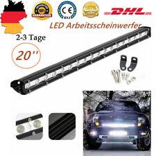 "20"" 540W LED Arbeitsscheinwerfer Auto Offroad SUV Light bar Lichtleisten 12V 24V"