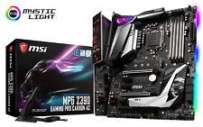 MSI MPG Z390 GAMING PRO CARBON AC Socket LGA1151 Intel Z390 ATX Motherboard