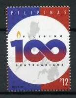 Philippines Stamps 2019 MNH Filipino Centenarians People 1v Set