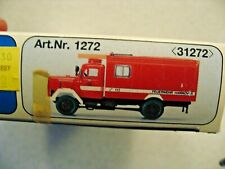 Preiser HO Art.Nr. 1272 - Mergirus Mercur Fire Engine LF 16 TS