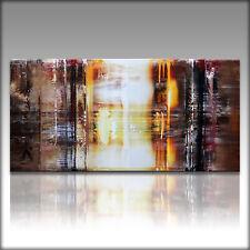 Vnartist / ORIGINAL 120cm x 60cm Abstrakt Gemälde Modern XXL Bilder 0032