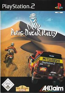PS2   Paris-Dakar Rally   akzeptabel