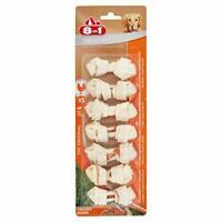 8in1 Delights XS - Os à Mâcher garnis de poulet pour Chien de Petite Tail ...