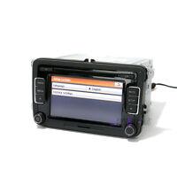 OE RCD510 Car Radio MP3 USB Rear-Image For VW Jetta Golf MK5 6 Passat CC Tiguan