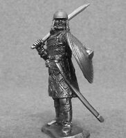 Toy Medieval 1/32 Mongolian Knight Metal Toy Soldiers 54mm Action Figure