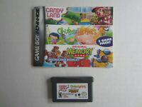 Candy Land/Chutes and Ladders/Memory (Nintendo Game Boy Advance, 2005)