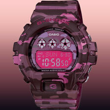 Casio GMD-S6900CF-4C Women's G-SHOCK Camouflage Series Watch 200M New