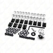 For 98-02 Ninja ZX6 ZX6R ZX9R Motorcycle Normal Fairing Bolts Kit