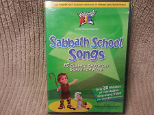 SABBATH SCHOOL SONGS 15 Classic Christian Songs BRAND NEW Sealed! Free Shipping!