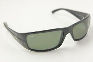 Ray-Ban wrap Sunglasses RB 4057 W3348 3P Glossy Black