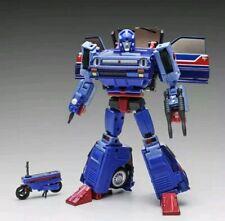 MISB X-Transbots Savant, Transformers Masterpiece Skids