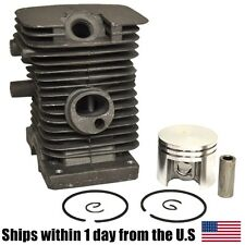 Chainsaw Cylinder Piston Kit Fits ST 018 MS180 MS180C 38mm 1130 020 1208