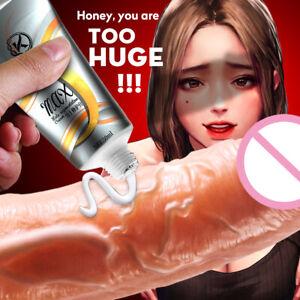 NEW 2021 Penis Enlarger Male Enhancement Massage Gel *BIG* Growth Cream 50ml