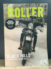 ROLLER MAGAZINE vol.29 Winter Japanese book vintage motorcycle BLACK HILLS NEW