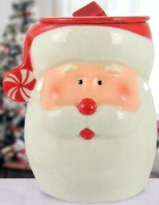 Tuscany Candle Tart Warmer Christmas Tea Light Melt Fragrance Diffuser Santa New