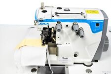 JACK E-04  3 Thread Overlock (Direct Drive) Industrial Sewing Machine.