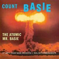 Basie, CountThe Atomic Mr. Basie  (180 Gram Orange Vinyl) (New Vinyl)
