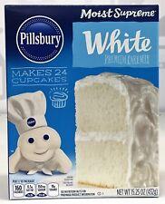 Pillsbury Moist Supreme White Cake Mix 15.25 oz
