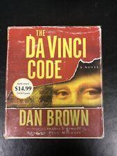 The Da Vinci Code (Robert Langdon) [Audio] by Dan Brown.