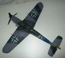 1/18 Bf 109 G6 Me 109 WW II German Frontline Fighter Airplane 21st Cent' Toys