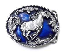 RUNNING HORSE BELT BUCKLE 14062 new southwest western belt buckles