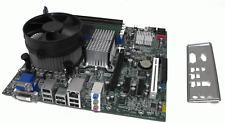 Intel DQ35JOE Motherboard Bundle - Core 2 Quad Q6600 2.4Ghz, 4GB DDR2 Memory