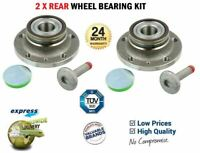 2x Rear WHEEL BEARINGS for VW GOLF V Estate 1.4 TSI 2007-2009