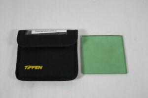 """TIFFEN 4"""" x 4"""" Enhancing Filter mit Schutztasche, gebraucht"""