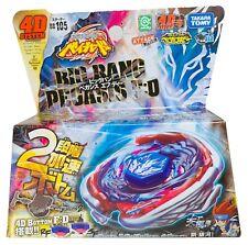 Takara Tomy Big Bang Pegasis / Cosmic Pegasus F:D Bb-105 Beyblade - Usa Seller