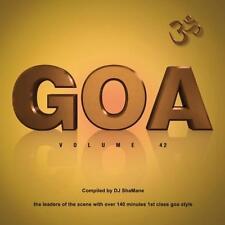 GOA 42 = Dualism/E-Clip/Noize/Etnica/Zyce/Champa...=2CD= PSY TRANCE PROGRESSIVE!