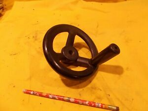 REPLACEMENT FINE FEED QUILL HAND WHEEL for BRIDGEPORT MILL milling machine