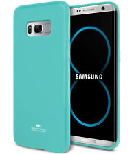 Goospery Pearl Jelly case for Samsung Galaxy S8 Plus MINT